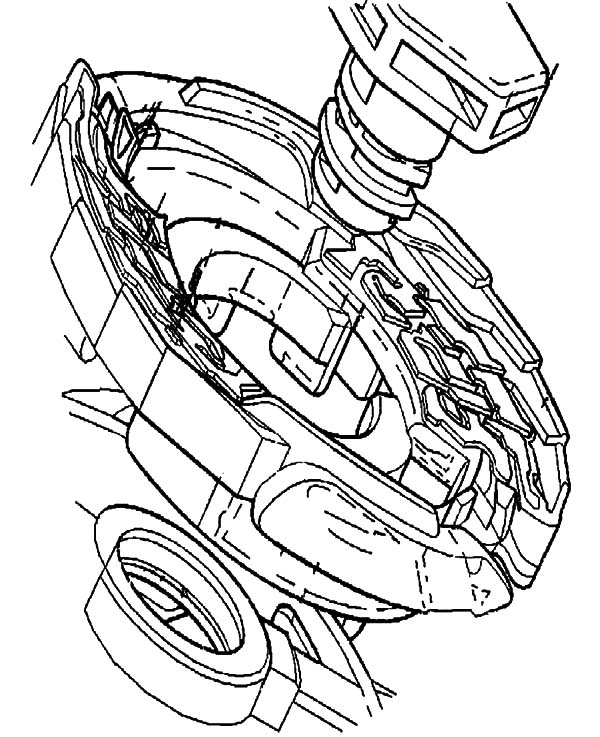 beyblade coloring pages printable s - Beyblade Printable Coloring Pages