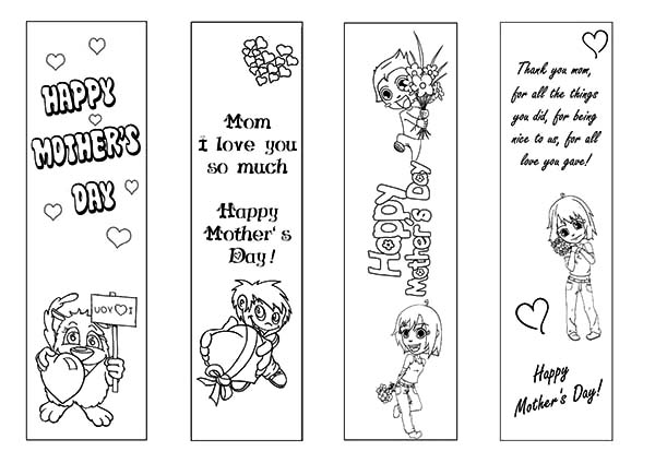 i love my mommy coloring pages  Coloring Pages For Kids and All Ages