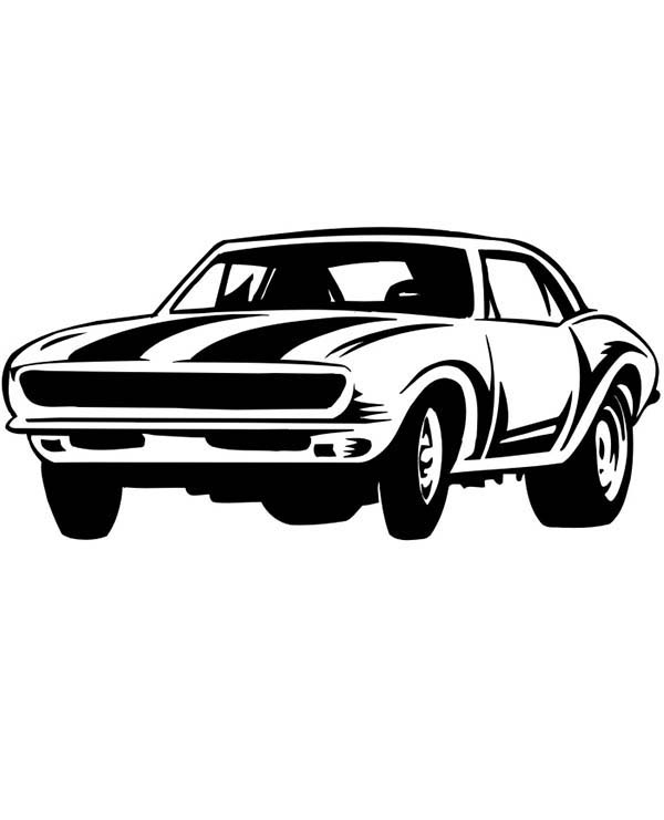 camaro cars fast and furious camaro cars coloring pages fast and furious camaro cars - Fast Furious Coloring Pages