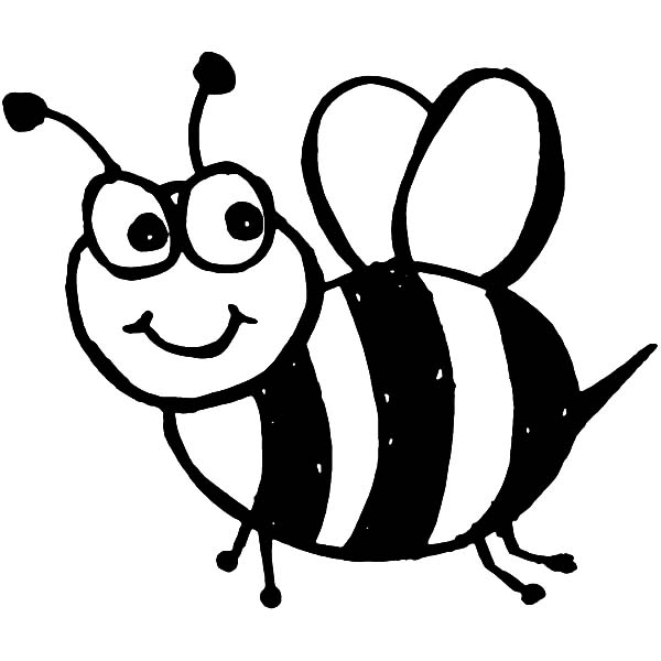 Bumble Bee Coloring Pages For Kids Bumble Bee Coloring