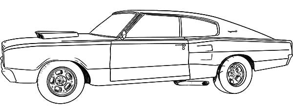 Bugatti Car, : Camaro-Coloring-Pages-For-Kids