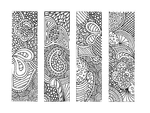 Printable Bookmarks For Colouring : Pics photos free bookmarks to color sports