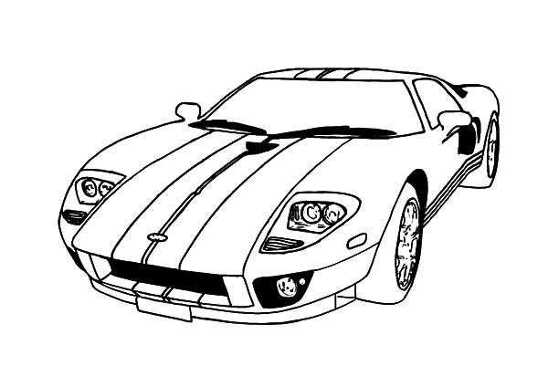 Bugatti Car, : Racing Car Bugatti Car Coloring Pages