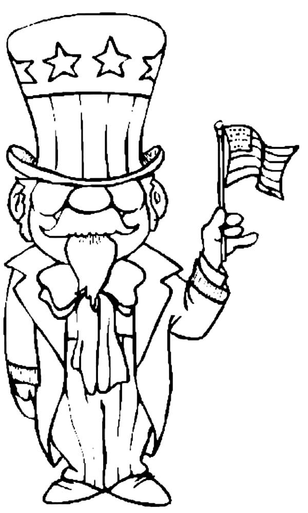 Patriots Day, : Celebrating Patriots Day Coloring Pages