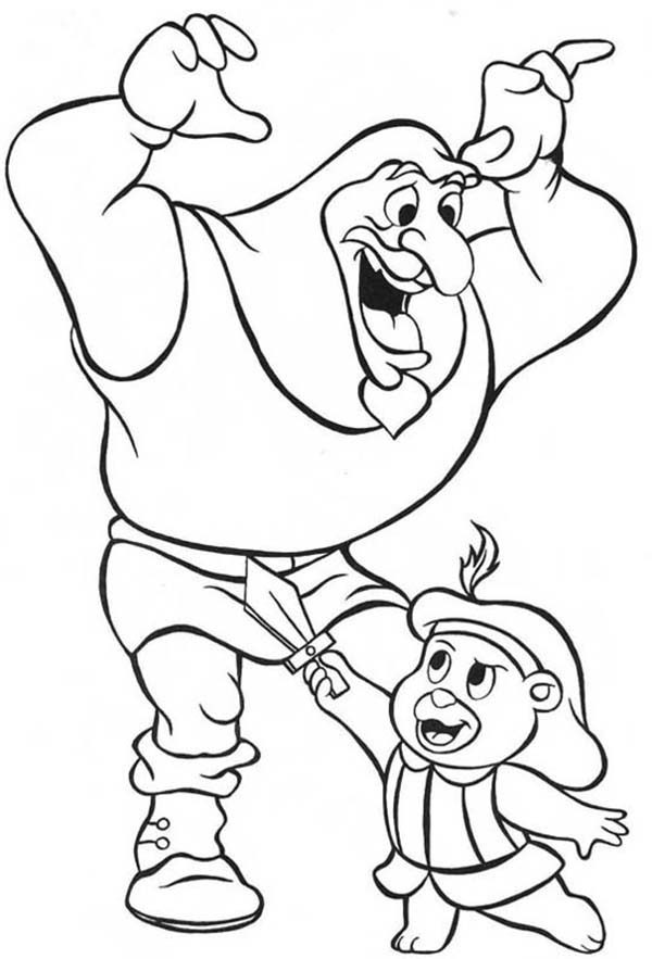 Robin Hood, : Robin Hood Coloring Pages