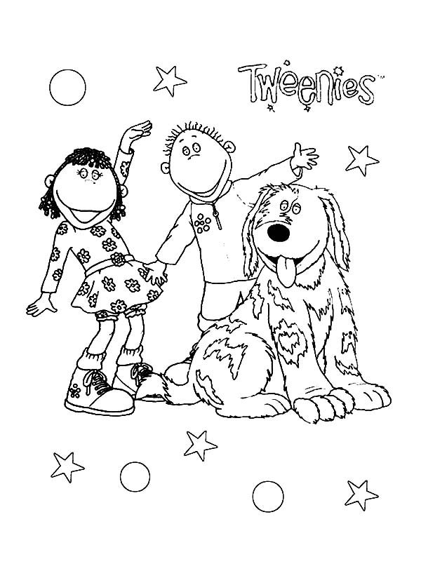 cbeebies free colouring pages Charaters CBeebies Coloring Pages  Cbeebies Coloring Pages
