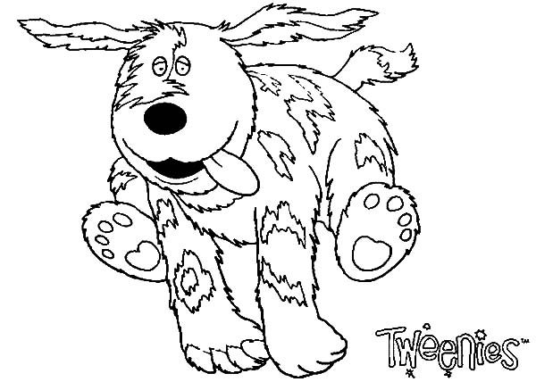 Tweenies, : Doodles Tweenies Very Excited Coloring Pages