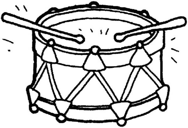 Toys, : Snare Toys Coloring Pages