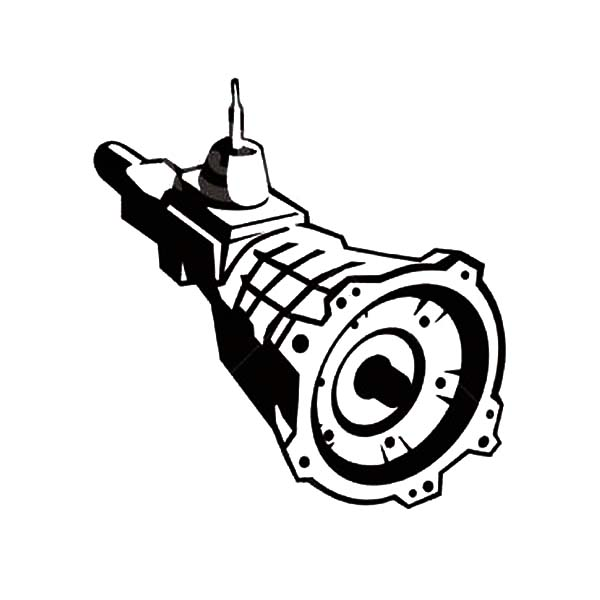 Car Parts Braking Systems Coloring Pages