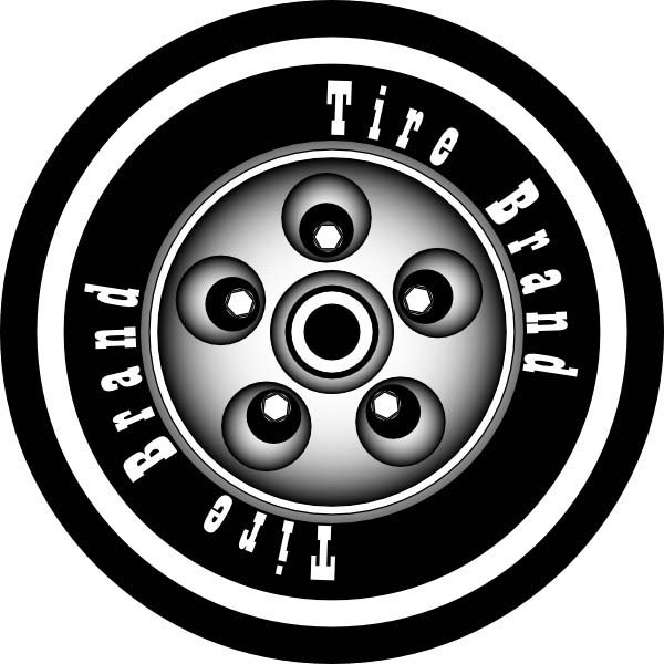 Car Tire, : Car Tire Brand Coloring Pages