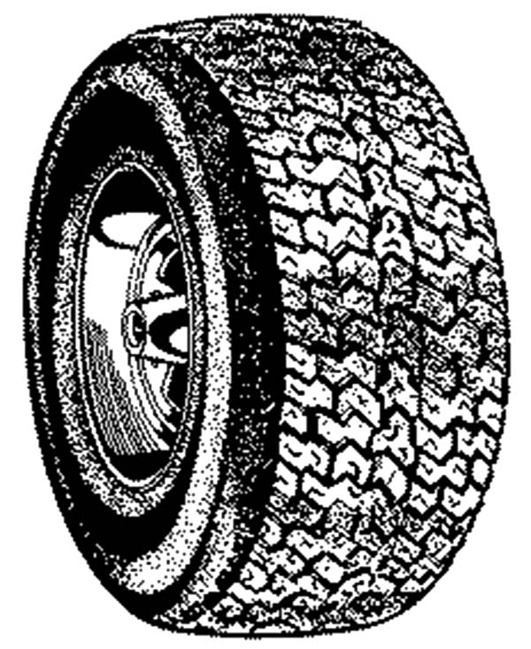 Car Tire, : Car Tire Full of Dirt Coloring Pages