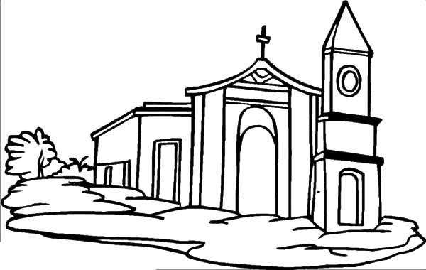 places coloring pages - photo#15