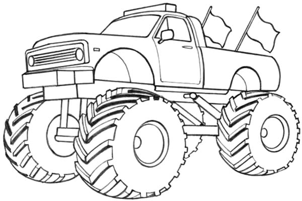 Car Tire, : Gigantic Car Tire Coloring Pages