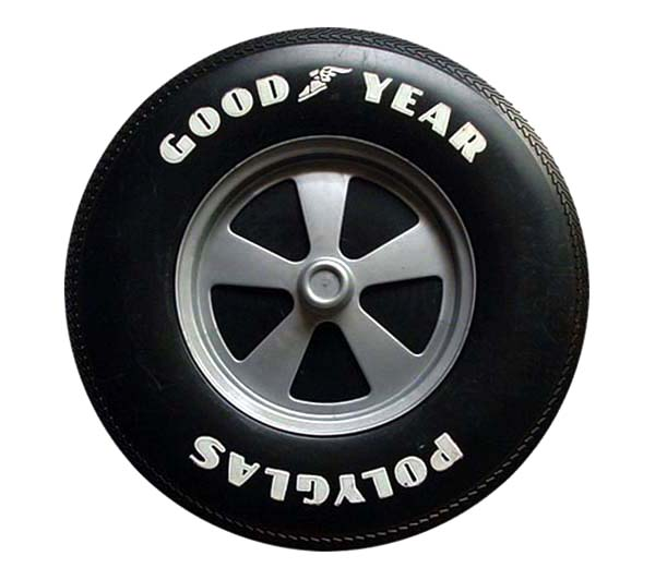 Good Year Car Tire Coloring Pages