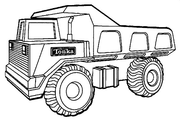 Car Transporter, : Heavy Duty Car Transporter Coloring Pages