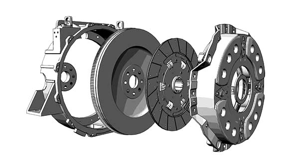 Car Parts, : Parts of Car Engine Coloring Pages