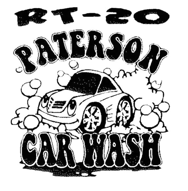 Car Wash, : Paterson Car Wash Coloring Pages