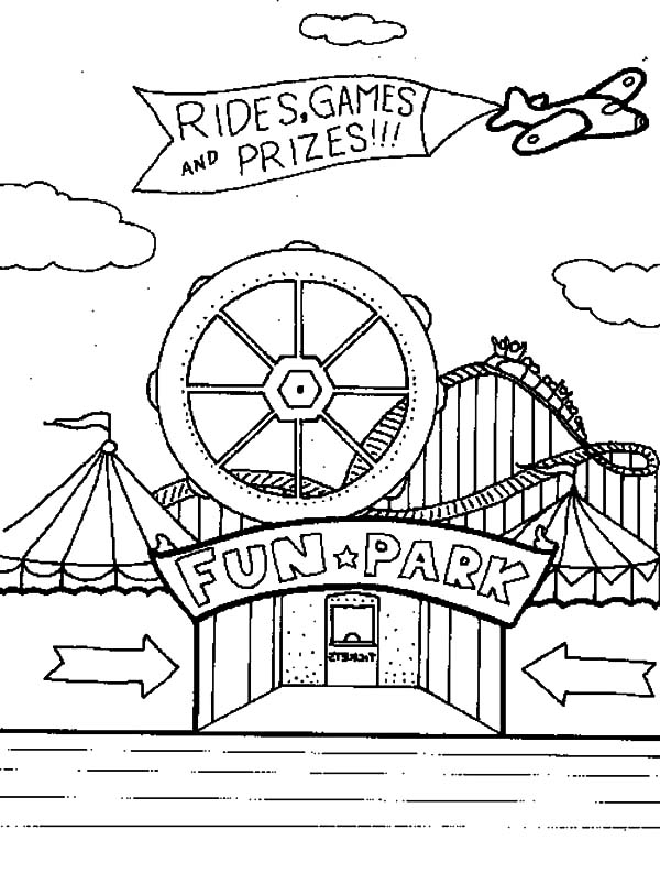 Carnival, : Welcome to Carnival Coloring Pages