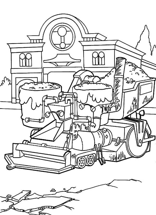 Car wash cartoon coloring coloring pages for Cars cartoon coloring pages