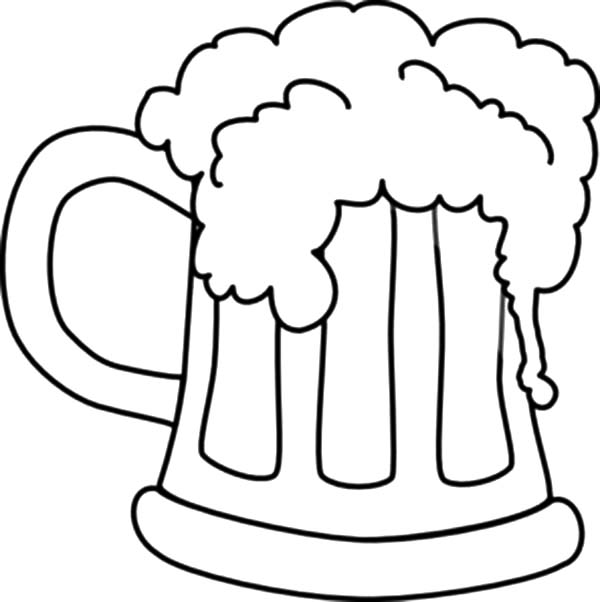 rootbeer coloring pages - photo#22