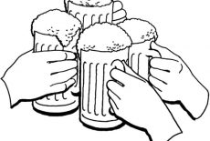 Rootbeer coloring pages ~ Root Beer Bottle Coloring Pages : Best Place to Color