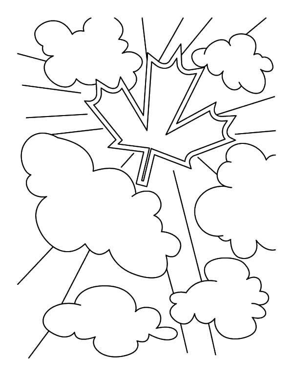 Canadian National Symbol For 2015 Canada Day Event Coloring Pages Best Place To Color