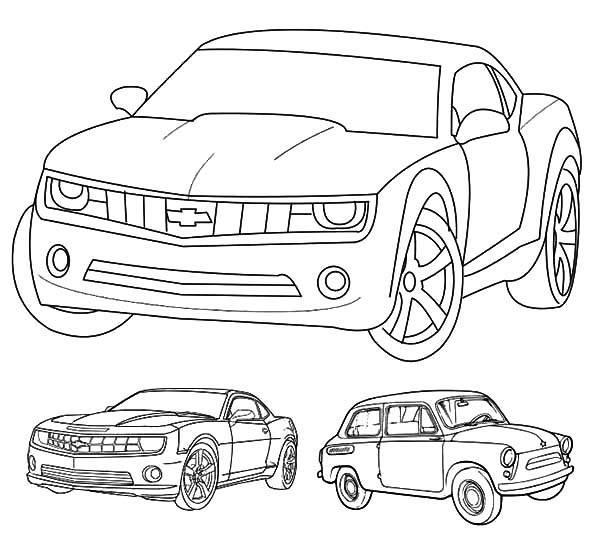 chevrolet camaro cars evolutions coloring pages best place to color Bumblebee Chevrolet Camaro camaro cars chevrolet camaro cars evolutions coloring pages