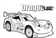 Roary The Racing Car Is The Champion Coloring Pages Best Place To Color
