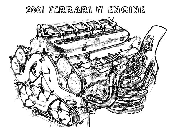 Morris Minor Gearbox Exploded Diagram Sketch Coloring Page